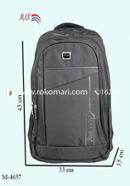 Max School Bag (Grey Color)