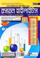 Chemistry Highlights -Chemistry 1st and 2nd Part (Churanto Suggestion, Supplement and 10 Set Model Testsoho) Sokol Bishwobidyaloy Vorti Porikkhar Jonyo