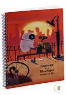 Wall-E Notebook (WE002)