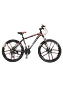 Duranta Allan Dynamic X-800 Multi Speed 26 Inch Cycle-Red color