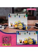 Minions Design Laptop Sticker