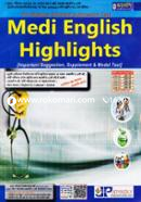 Medi English Highlights (Important Suggestion, Supplement and Model Test) For Medical and Dental Admission Test