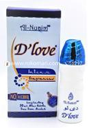 Al-Nuaim D'LOVE Attar - 20 ml (Roll On)