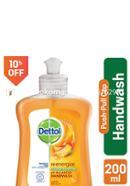 Dettol Handwash Re-energize Bottle 200ml