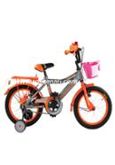 Duranta Ryan Plus Single Speed -16 (Bike-Orange Color) (For children)