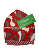 Believers'Muslim Prayer Cap Toor Design -01 Pcs (Sky, Celadon and Grey Color)