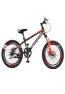 Duranta Potter Plus Single Speed 20 (Bike- Red Color)