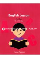 English Lesson -Part 2 (KG-Junior One)