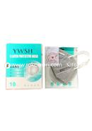 YWSH 6 Layer Protective Mask - 1 Pcs