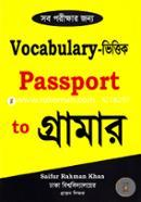 Vocabulary-Vittik Passport to Grammar