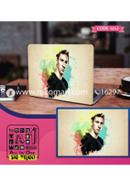 Messi Design Laptop Sticker
