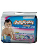 Supermom Baby Diaper-Large Size(9-14kg)-22 Pcs