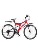 Duranta Recoil Multi Speed -26 (Bike-Red Color)