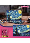 Paints Van Gogh Design Laptop Sticker