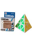 Promotion Pyramid Magic Cube (3x3x3)-1 pcs