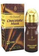Al-Nuaim Chocolate Musk Attar - 20 ml (Roll On)