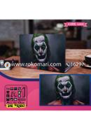 Joker Phoenix Design Laptop Sticker