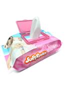 Supermom Mild Baby Wipes-80 Pcs