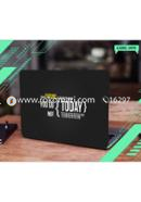 Motivation Quotes Design Laptop Sticker