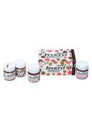 Fevicryl Acrylic Colour- Pearl Metallic Kit - 60 ml (2 Gold, 1 Sliver, 1Bronze, 1 Rust, 1 Copper)