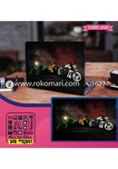 Motorbikes Design Laptop Sticker