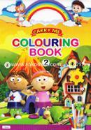 Carry Me: Colouring Book - 2 (CM-04)