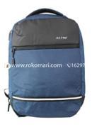 Max School Bag (Black and Blue Color)