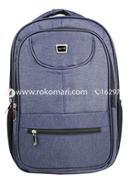 Max School Bag (Blue Color)