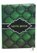 Green Color Matt Note Book (JCND01) - 01 Pcs
