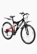 Duranta Recoil Multi Speed - 20 (Bike-Black Color)