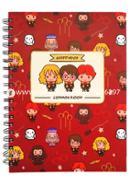 Gryffindor Common Room Notebook