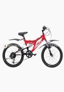 Duranta Recoil Multi Speed - 20 (Bike-Red Color)