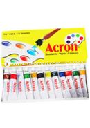 Acron Students Water Colour Pixy Pack 12x5 ml Tubes