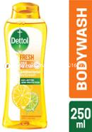 Dettol Antibacterial Body Wash Shower Gel with 12 Hour Odour Protection 250ml