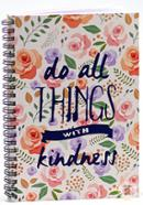 do all THINGS Daily Activity Planner  Floral (JCPL01) - 01 Pcs