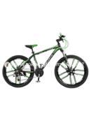 Duranta Allan Dynamic X-800 Multi Speed 26 Inch Cycle-Green color