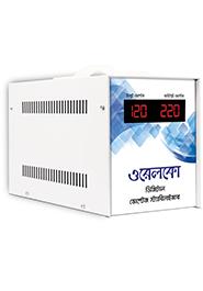 ORELCO Digital Voltage Stabilizer (DVS - Up To 21.5 CFT)