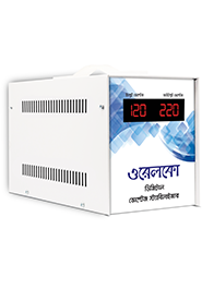 ORELCO Digital Voltage Stabilizer (DVS - Up To 15.5 CFT)