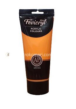 Fevicryl Acrylic Colours (CADMIUM ORANGE) - 200 ml