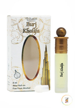 Al-Nuaim Burj Khalifa Attar -8ml