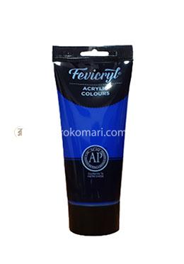Fevicryl Acrylic Colours (DARK ULTRAMARINE) - 200 ml
