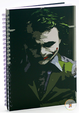 Joker Notebook (JK001)
