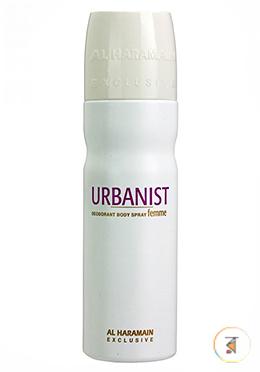 Al Haramain Urbanist Femme (Deodorant Body Spray) - 200ml for Women