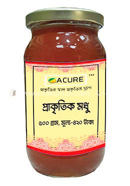 Acure Pure Honey (ঘাঁটি মধু) - 500gm