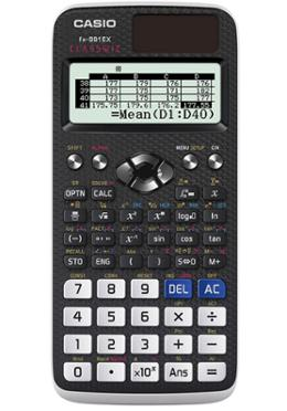 CASIO SCIENTIFIC CALCULATOR (fx-991EX)(3 Years Warranty)