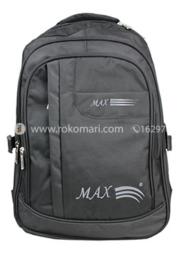 Max School Bag (Gray Color)