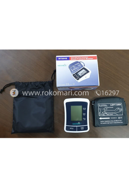 Digital Automatic Blood Pressure Monitor