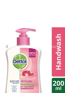 Dettol Handwash Skin Care Bottle 200ml