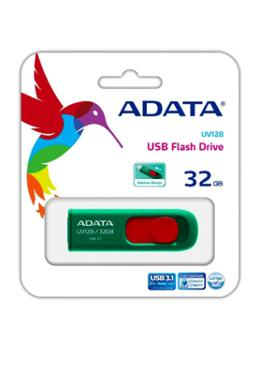 ADATA UV128 RED GREEN 32GB