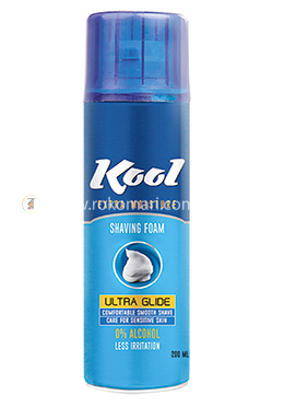 Kool Shaving Foam-400 ml
